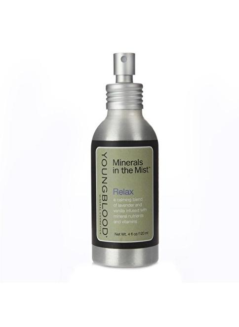 Young Blood Minerals İn The Mist Relax - Nemlendirici Yüz Spreyi 120 Ml Renksiz